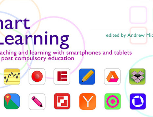 A new book on Smart Learning I contributed to!